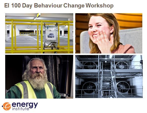 EI 100 Day Workshop