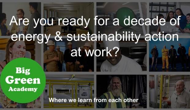 Big green academy image